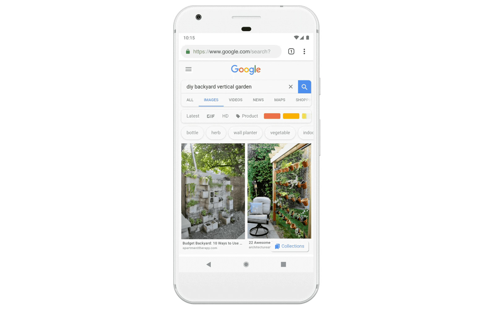 Google Lens is coming to Image search results
