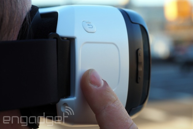 Looking into the future: Samsung Gear VR review