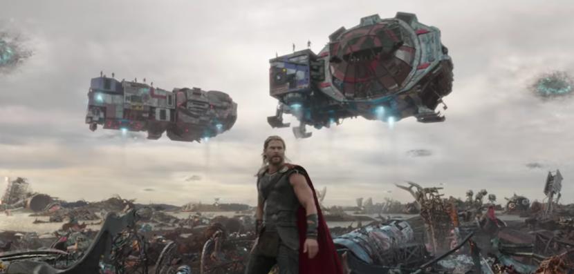 Neuer Trailer: Thor: Ragnarok