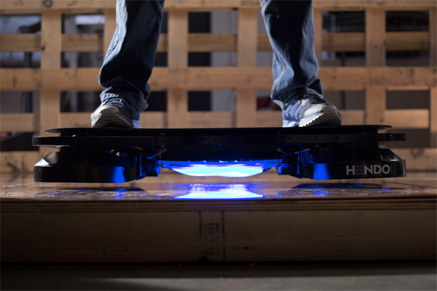 We rode a $10,000 hoverboard, and you can too