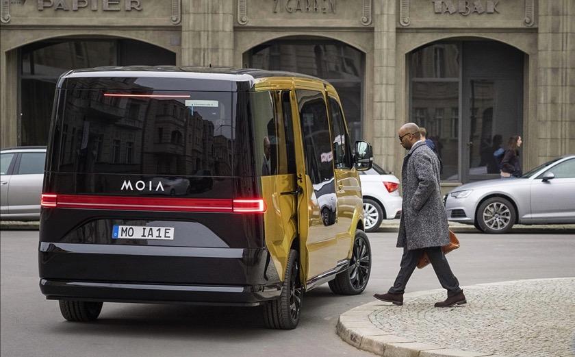 Das ist der elektrische Minibus von VW