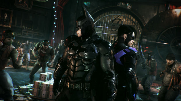 'Batman: Arkham Knight' is a fun distraction, but it's not Batman
