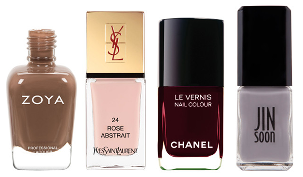 The best winter nail polishes