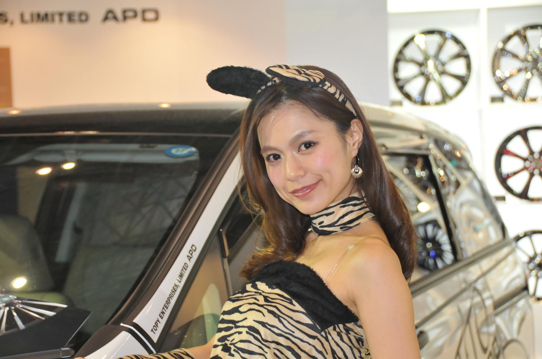 TOPY Tokyo Auto Salon2015