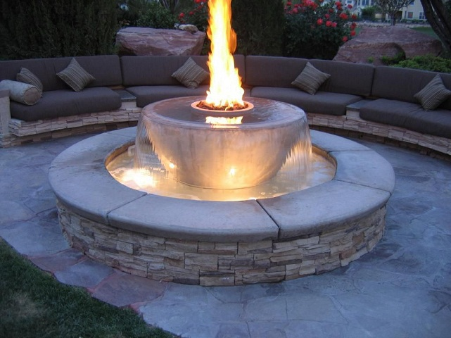 Fire Pits With a Spark of Inspiration
