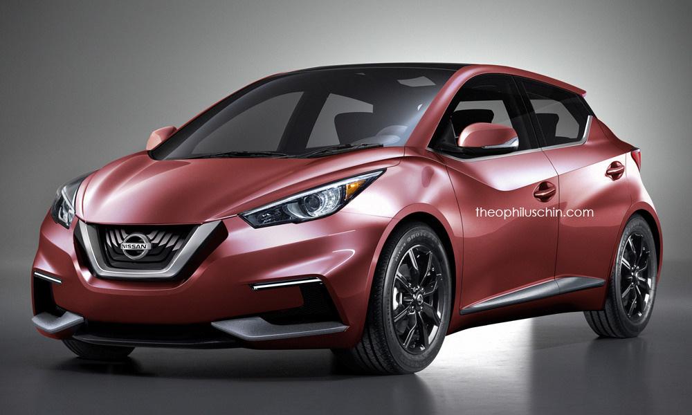 Vorschau Nissan Micra 2016