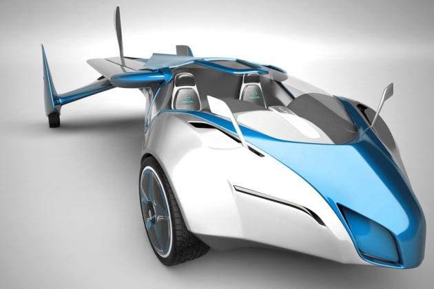【レポート】AeroMobil社の空飛ぶクルマが2017年に発売予定!