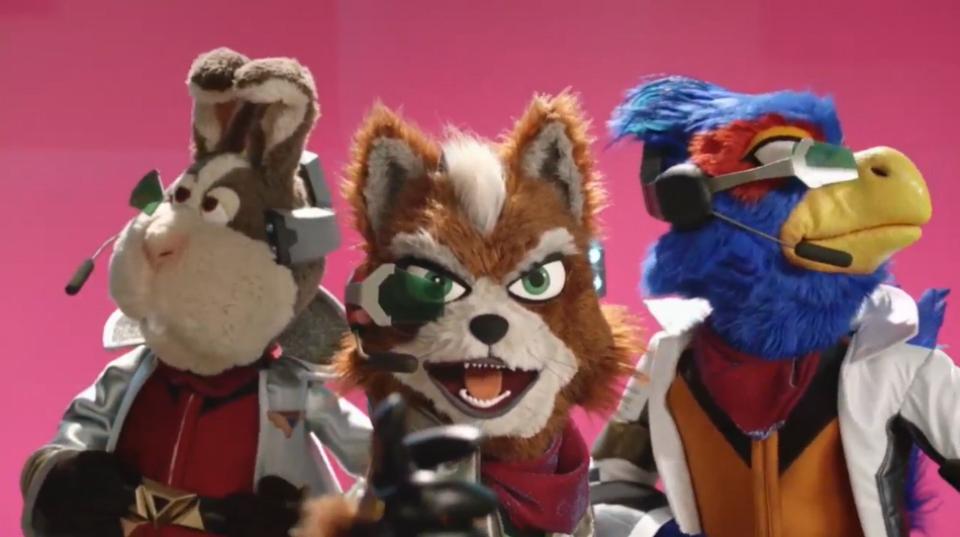 'Star Fox Zero' lands on Wii U in April