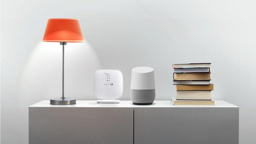 Smart Home Alarmsystem von Gigaset jetzt mit Google Assistant