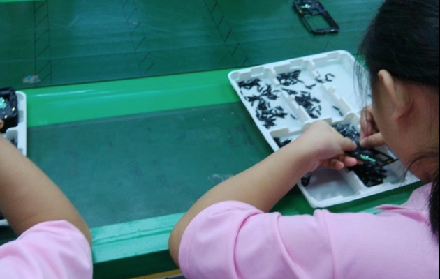 Samsung cuts ties with factory following child labor findings