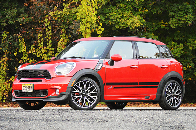 2014 Mini John Cooper Works Countryman