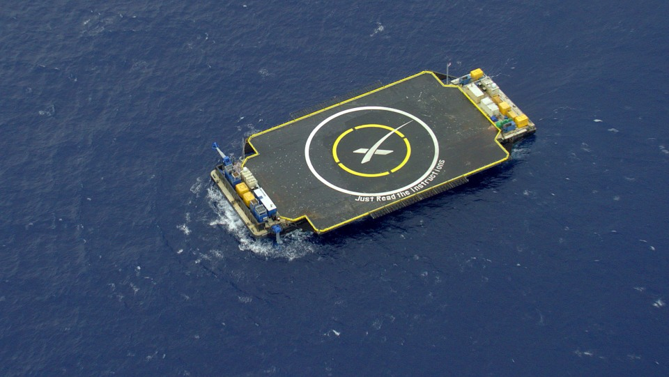 SpaceX's next try at landing a reusable rocket is minutes away