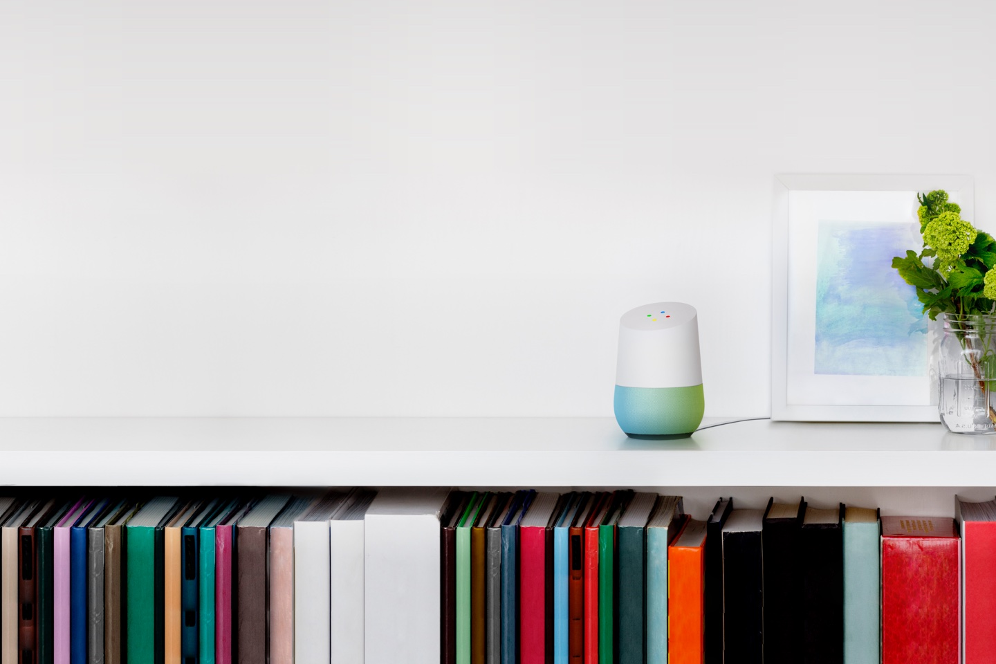 Google Home es el Amazon Echo de Google