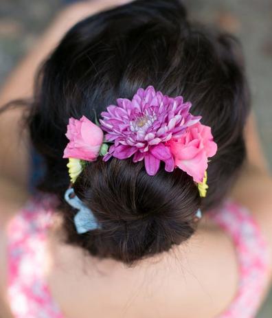 Hello Natural, wedding hairstyles, summer weddings