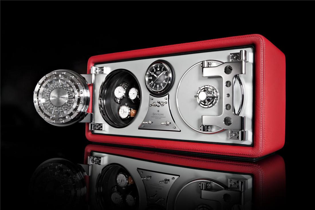 Colosimo 300 SL Gullwing: Uhrensafe zum Preis eines Audi A4