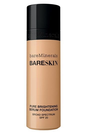 bare minerals spf foundation