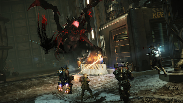 Joystiq Streams: Evolve rematch pits Joystiq against Team Eggs [UPDATE: Live!]