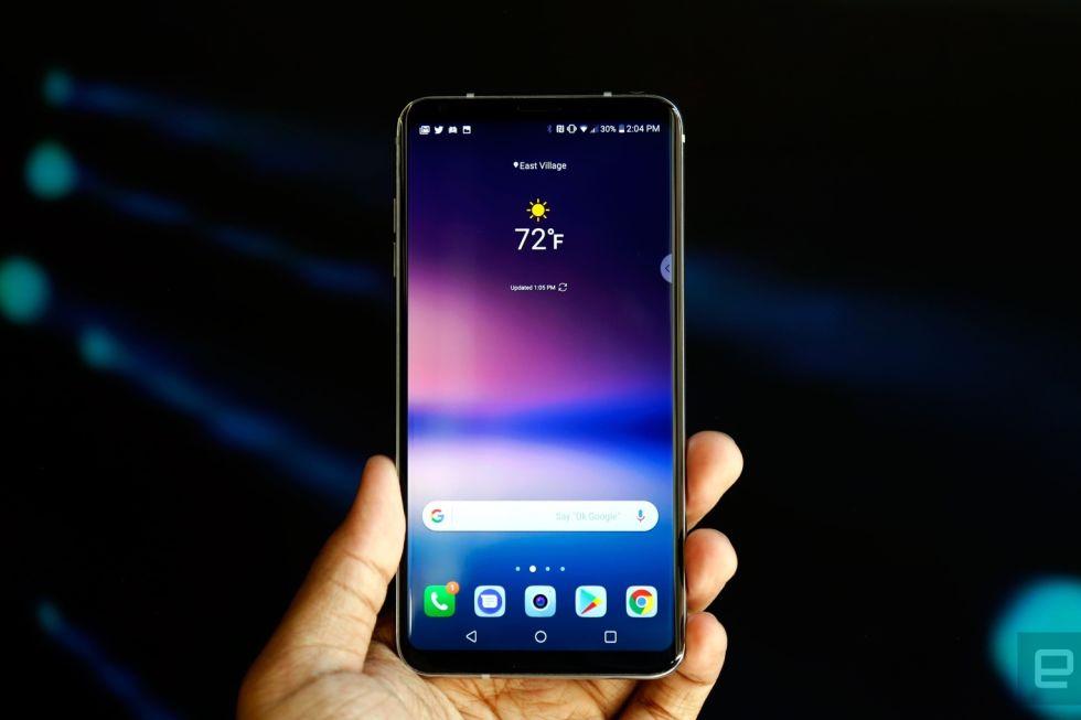 El LG V30 es el G6 que siempre quisiste tener
