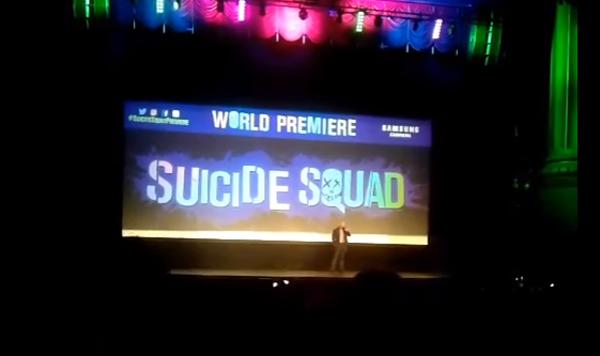『スーサイド・スクワッド』プレミアで「マーベルはクソ!」と叫んだD・エアー監督、ソッコーで謝罪!