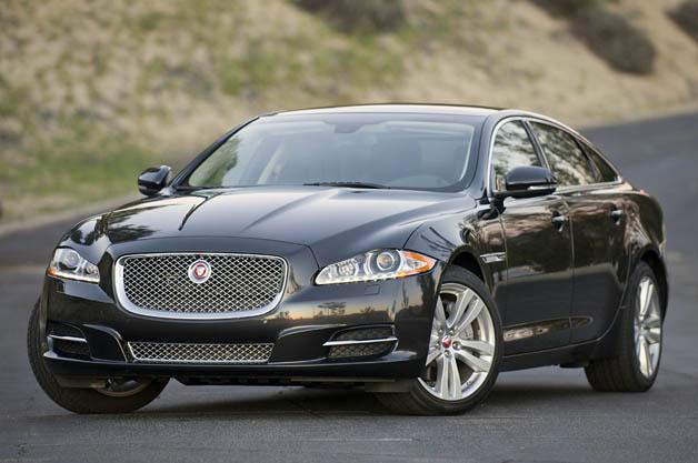 2014 Jaguar XJ L