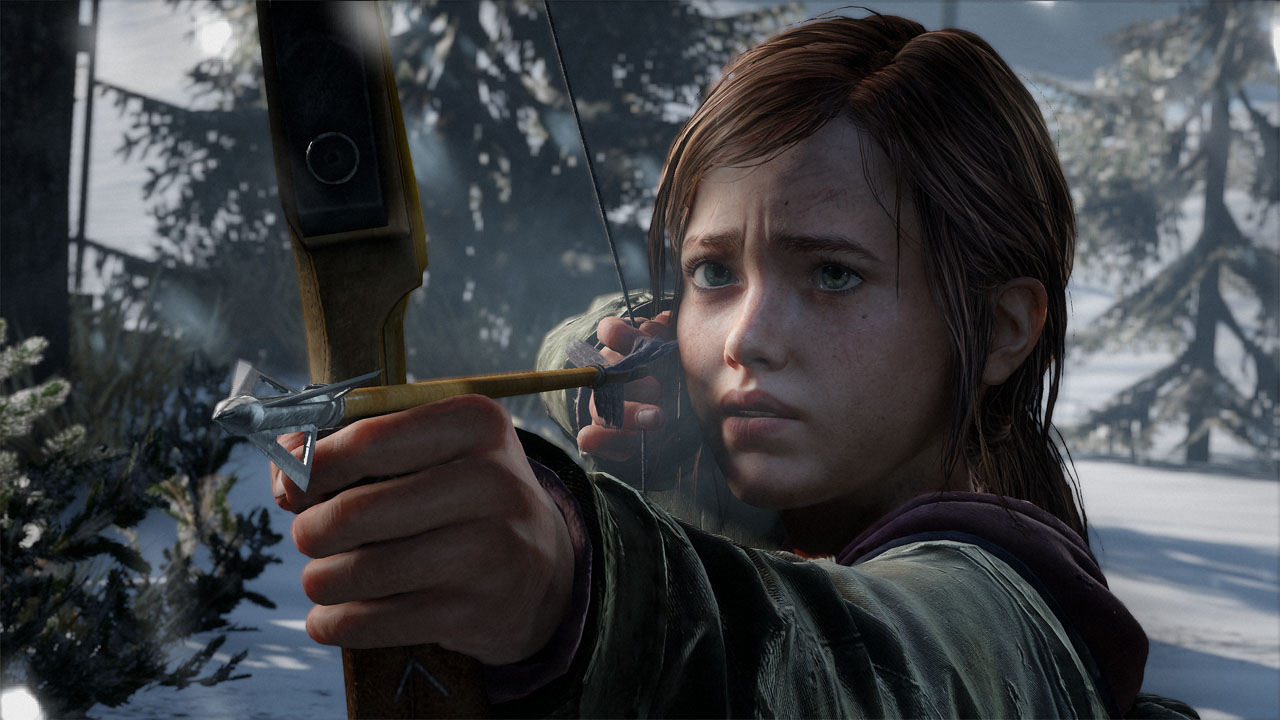 Mastering the bow in The Last of Us Remastered