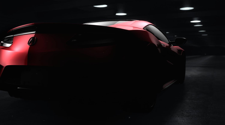 HONDA New NSX