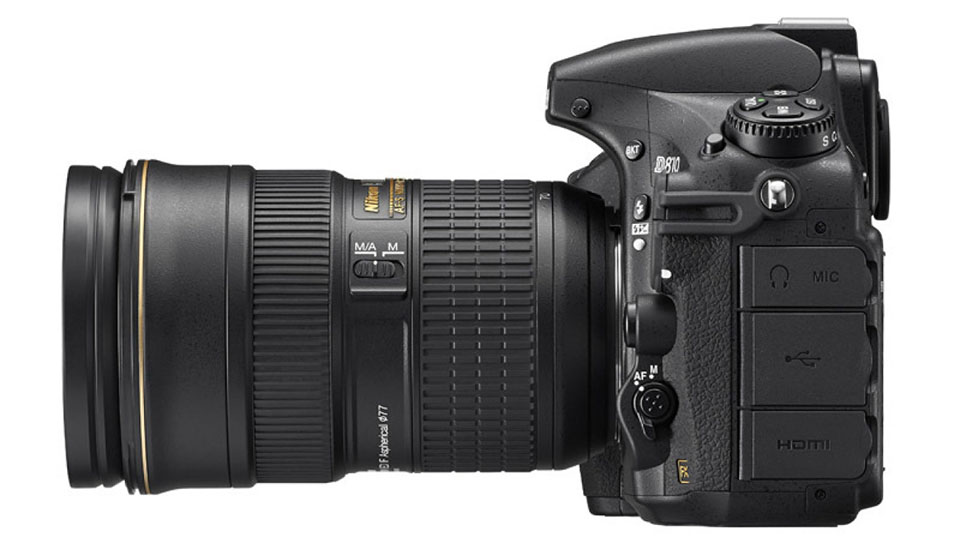 Nikon is making its high-end DSLRs much better at video