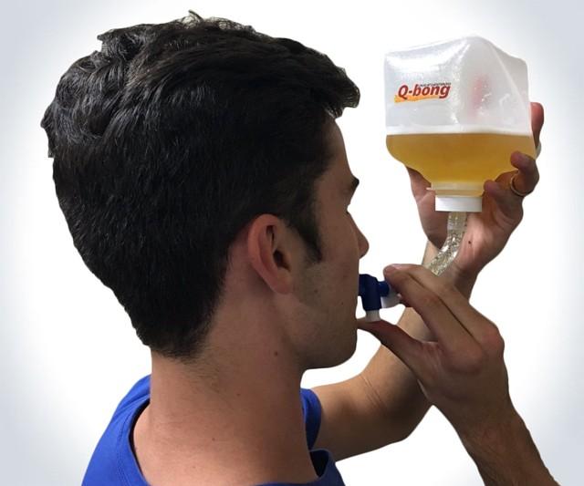 Bier-Bong: Festival-Saison kann losgehen