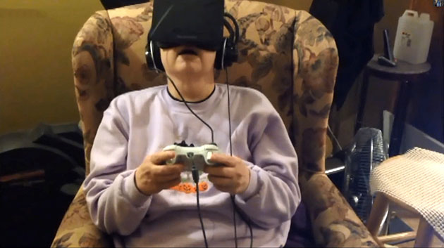 Oculus Rift helps terminally ill woman take one last stroll in the sun
