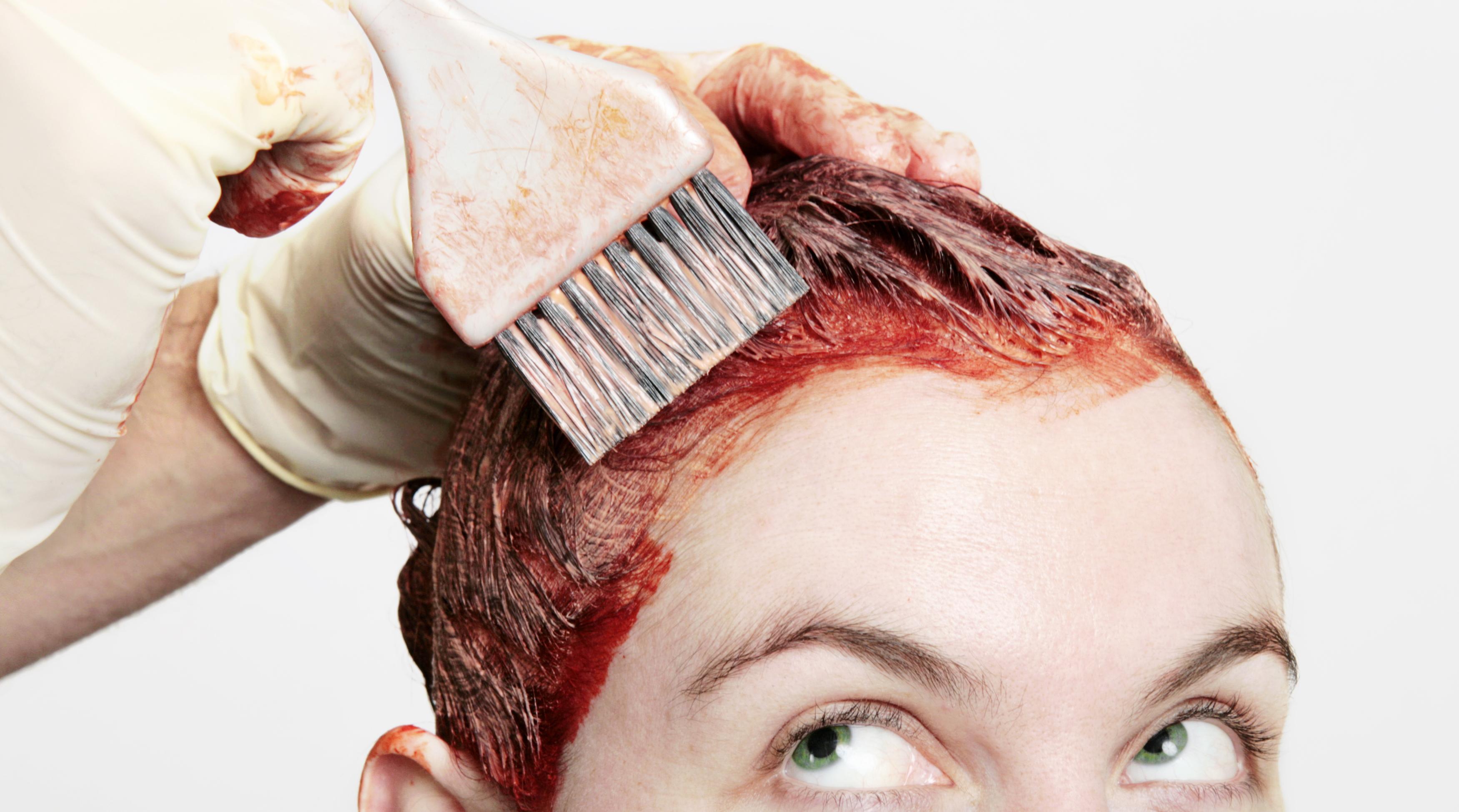 Окраска волос: как правильно красить волосы краской в 59