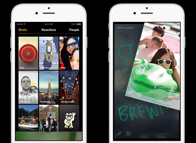 Facebook's Snapchat competitor wants your evaporating photo stories