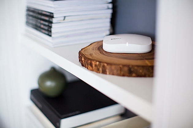 Eero thinks its tiny box can fix all your WiFi issues