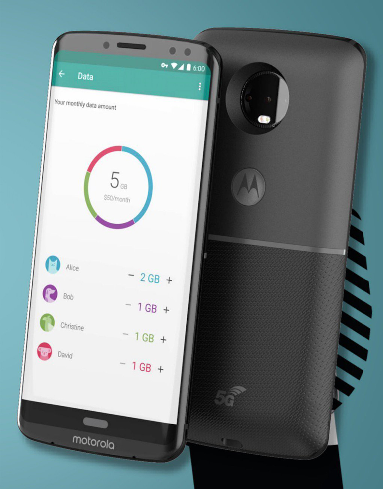 Moto Z3 5G mod