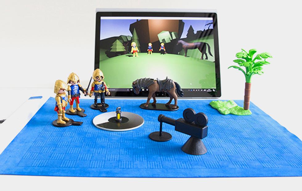 Project Zanzibar: Microsoft bringt Spielzeug und Games zusammen