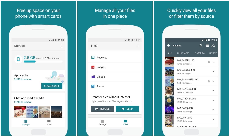Google podría estar trabajando en una aplicación similar a AirDrop