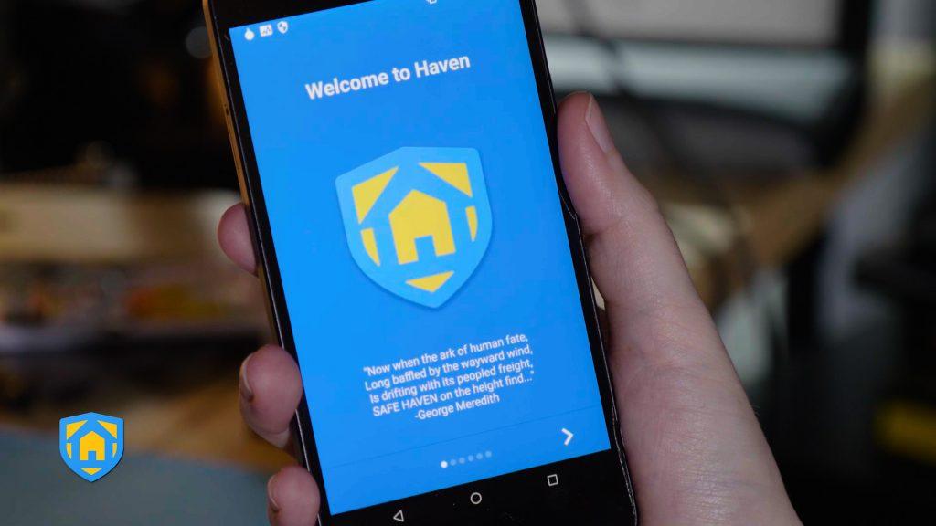 Haven es la aplicación de Snowden que transformará tu teléfono en una herramienta anti espías