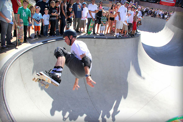 Tony Hawk announces 2015 release date for newest skateboarding game