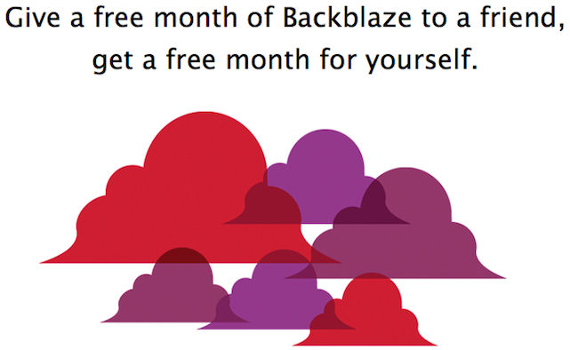 Backblaze Refer-A-Friend Program