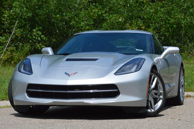 2015 Chevy Corvette Stingray