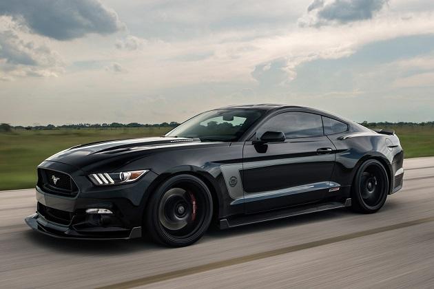 ヘネシーから、フォード「マスタング」のパワーを804馬力に引き上げる限定パッケージが登場