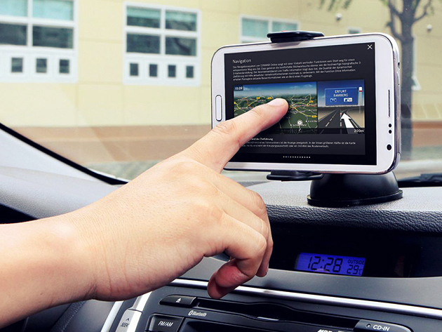 ExoMount Touch Universal Car Mount