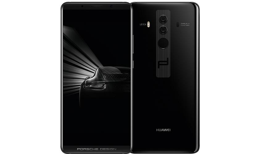 Porsche Design Huawei Mate10 jetzt in Deutschland verfügbar