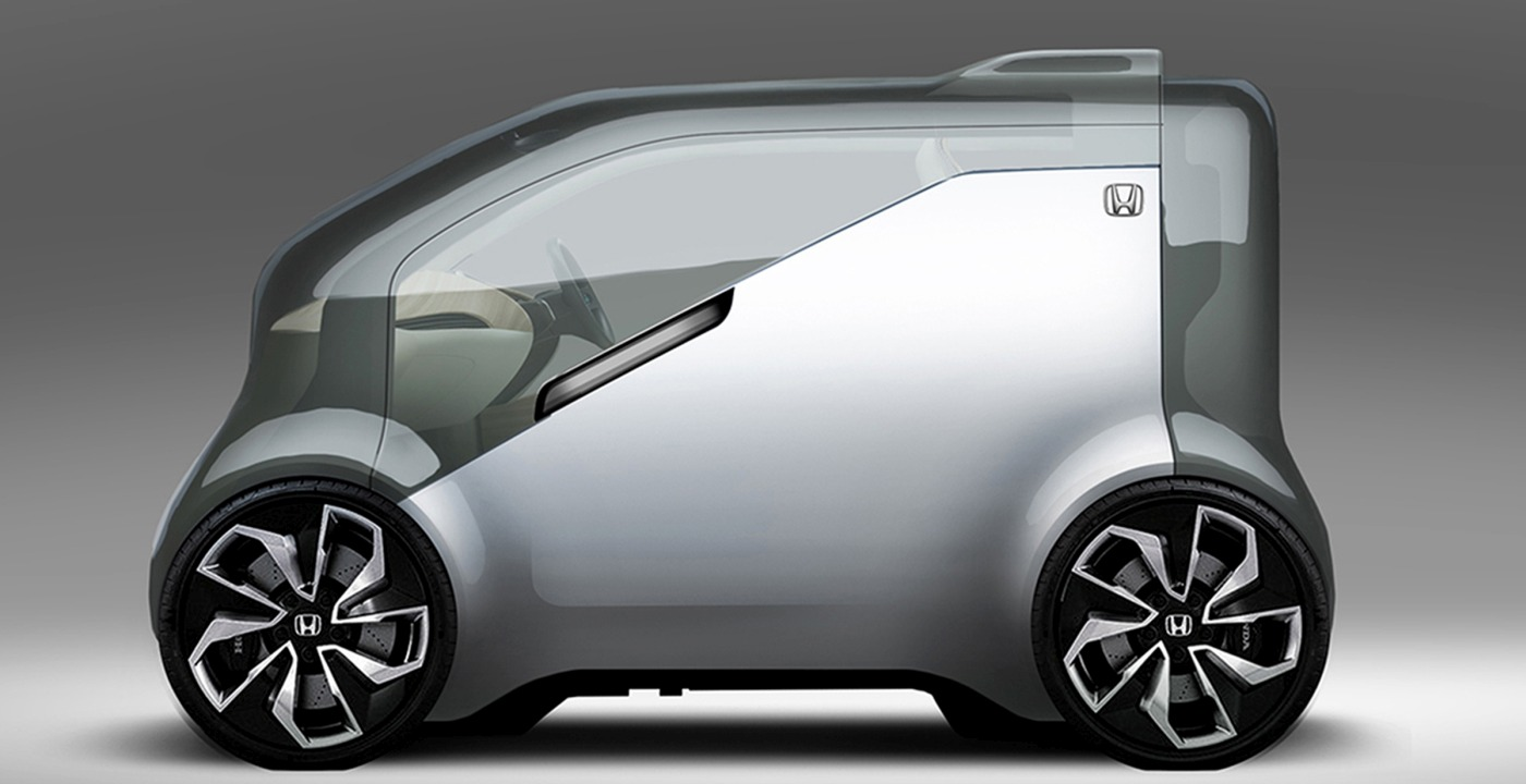 "Honda to Showcase ""Cooperative Mobility Ecosystem"" at 2017 Consumer Electronics Show"