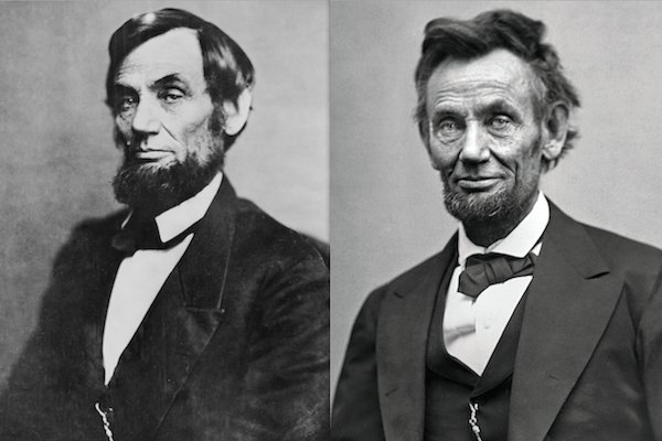 Comparing Abraham Lincoln and Franklin D Roosevelt