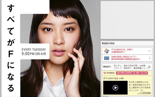 『すべてがFになる』武井咲が天使すぎるとネット上で大人気 コスプレや上目遣いウィングも