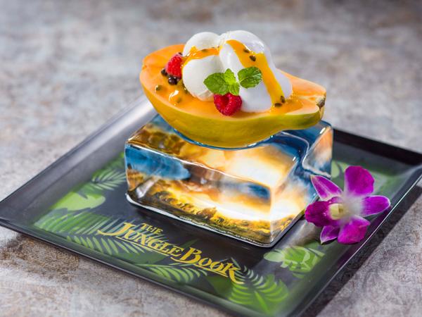 【ディズニーホテル情報】もはや芸術品だろ! ラウンジの新作デザートが映画『ジャングル・ブック』すぎて食べずに家に飾りたいレベル!