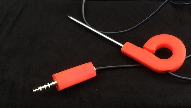 Range Ember smart thermometer
