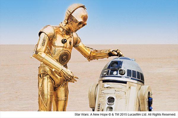 映画『スター・ウォーズ』R2-D2はどうやって制作されたのか?初期デッサンも公開【動画】