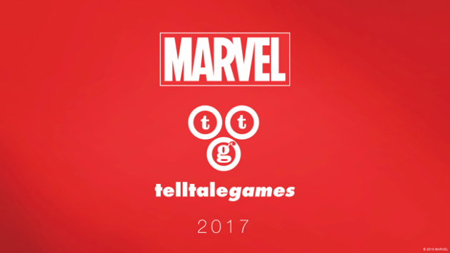 Marvel and Telltale team up for a new game