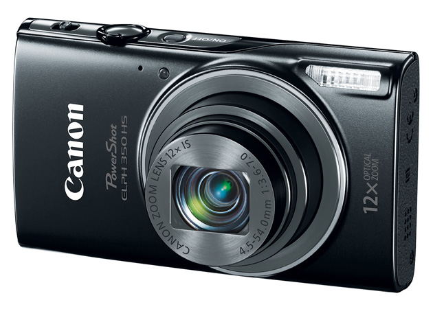 Canon's latest super-zoom camera packs a 40x lens and a low price